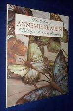The Art of Annemieke Mein / Wildlife Artist in Textiles | L/New PB, 2001