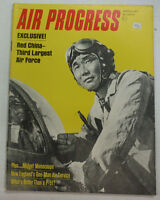 Air Progress Magazine Red Chine Third Largest Air Force March 1967 FAL 060115R