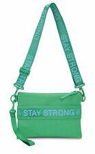 GEORGE GINA & LUCY Nylon Roots The Disco Kosmetiktasche Tasche Green Strong