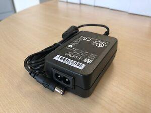 Phihong 48V dc Power Supply 310mA 15W AC/DC External Desktop (Class II) Adapter