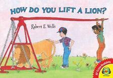 How Do You Lift a Lion? (AV2 Fiction Readalong)