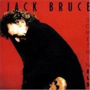 Jack Bruce Somethin Els (2014 Remaster)  CD  NEW Gift Idea Album