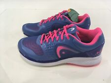 New Women's Head Sprint Pro Tennis Performance Footwear Size 9.5 Blue and Pink