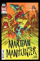 Martian Manhunter #6 DC Comic 1st Print 2019 Unread NM