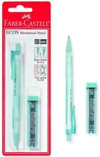 FABER - CASTELL ECON MECHANICAL PENCIL BRIGHT VERAMAN WITH 0,7mm 2B LEADS PACKED