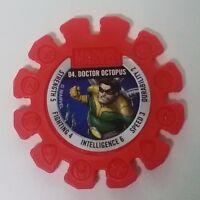 Woolworths Marvel Superhero Disc 4 Doctor Octopus Dr Super hero