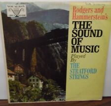 The Sound of Music played by the Sratford Strings vinyl VL3839   040818LLE