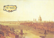 London ST. PAUL'S & THE CITY FROM BANKSIDE Colourmaster Seller's  Ref: 18968