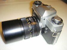 Read 1st - Leica Leicaflex SL Camera & Lens MF (Leitz, 135mm (13.5cm) Elmarit-R)