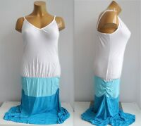Nuovo Rivenditore Rimanenze 19 Pezzo Donna Elastici Shirt Vestito Gr.44/46
