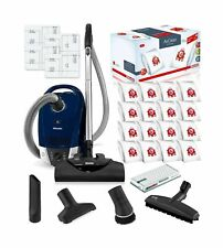 Miele Compact C2 Electro+ Canister Hepa Canister Vacuum Cleaner with Seb 228 .