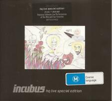 Incubus – HQ Live Special Edition (2CD + DVD)