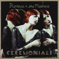 FLORENCE + THE MACHINE Ceremonials CD 2011 Florence Welch * NEU