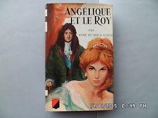 LIVRE Anne et Serge Golon ANGELIQUE ET LE ROY  TREVISE 1965   I49