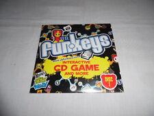 U.B. Funkeys Interactive CD Game & More (Disc 1) - PC CD Computer game Wendys