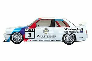 Aoshima 1/24 BEEMAX No.11 BMW M3 E30 1991 German specification plastic model Tr