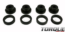 TORQUE SOLUTION DRIVE SHAFT CARRIER BEARING SUPPORT BUSHINGS TALON ECLIPSE 90-99