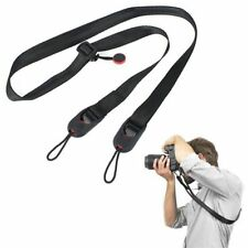 Low Weight Quick Release Camera Leash Strap Sling Buckle for GoPro DSLR SLR New