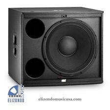 """JBL EON618S 18"""" Powered Subwoofer Speaker 1000 watts"""