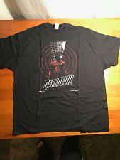 Nerd Block Exclusive Mens Daredevil 2XL T-Shirt -New