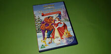 Beauty And The Beast The Enchanted Christmas [Walt Disney] DVD *VGC*