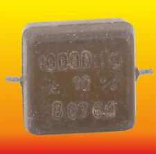 0.01 uF 250 V 10% LOT OF 4 RUSSIAN MILITARY SILVER-MICA CAPACITORS KSO-5W КСО-5В
