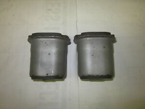 NOS 1967-72 Chevy Chevelle GS 442 GTO GM Harris Front Lower Bushings