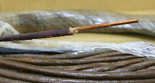 237E# Western Electric oil copper wire 15GA 32METER for tube amplifier