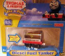 Take n Play along Thomas DIESEL FUEL TANKER nib wwhsip