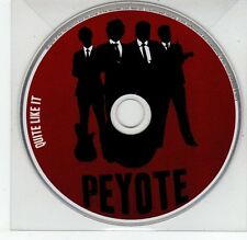 (EG615) Peyote, Quite Like It - DJ CD