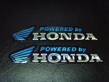 HRC Sticker Decal CBR 600 900 NSR Fireblade Hornet Parts x2