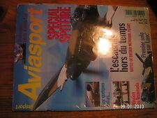! Aviasport n°522 Spécial Spitfire Gazelle Lancaster