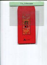 RED PACKET ANG POW HONG BAO - ALLIANCE BANK # A018