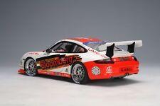 "2006.- Porsche 911 (997) GT3 Cup ""#98 Bloonberg"" Autoart 80689"