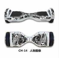 2019 6.5 inch Electric scooter Sticker Gyroscooter hoverboard Skateboard sticker