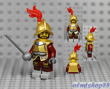 LEGO Series 8 - Conquistador 8833 Minifig Minifigure Spanish Soldier Collectible