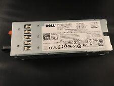 Dell PT164 VT6G4 YFG1C 7NVX8 870W Poweredge R710 T610 Power Supply
