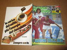 GUERIN SPORTIVO N°47 NOVEMBRE 1991 SCIFO BRUNO CAPELLO SACCHI MILAN