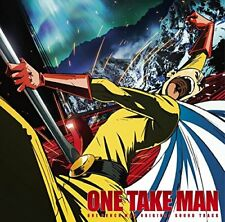 ANIME OST (MAKOTO MIYAZAKI)-ONE PUNCH MAN (TV ANIME) ONE TAKE MAN-JAPAN CD