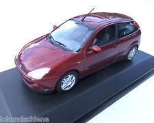 Ford Focus. Minichamps 1:43 #4447