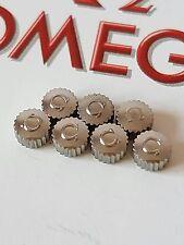corona omega acero 4'5mm x 2'8mm.(0'9).nuevo de stock