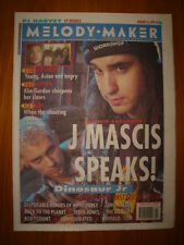 MELODY MAKER 1993 JAN 16 DINOSAUR JR AUTEURS ICE CUBE