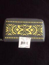Vera Bradley Laser-cut Accordion Wallet Ziggy Zinnia NWT Free Shipping