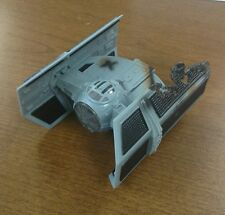 Star Wars Galoob MicroMachines Action Fleet Battle Damaged TIE Advanced X1 Vader