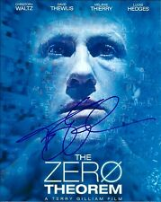 Terry Gilliam signed The Zero Theorem 8x10 photo - Exact Proof - Monthy Python
