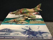 1:72 HOBBY MASTER HA1407 A-4 Skyhawk ISRAELI AIR FORCE