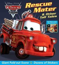 Disney Pixar CARS TOON Rescue Mater & Other Tall Tales (Fold-Out Figure)