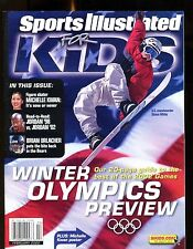 Sports Illustrated For Kids February 2002 w/Mint Cards Ichiro Suzuki+ jhsi2