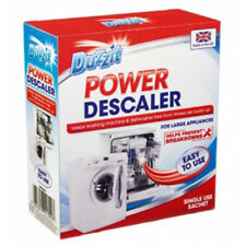 Duzzit Power Descaler Washing Machine Dishwasher Large Appliance Limescale