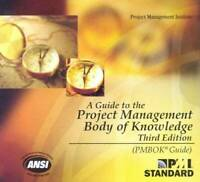 A Guide to the Project Management Body of Knowledge - CD-ROM - VERY GOOD